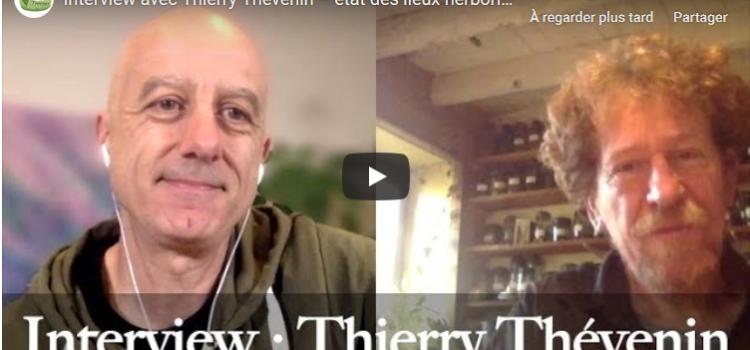 Interview de Thierry Thévenin par Christophe Bernard (AlthéaProvence): état de lieux de l'herboristerie en France