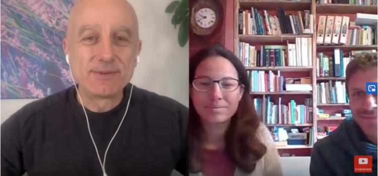 Interview d'Audrey Benavent et Julien Barataud (ferme Mélilotus) par Christophe Bernard: témoignage du métier de paysan.ne herboriste
